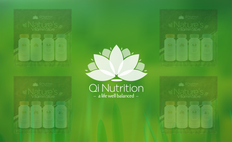 Qi Nutrition Banners